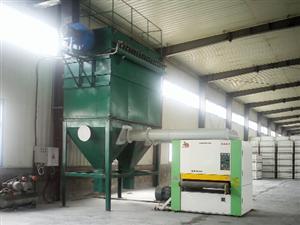 DMC-200砂光机布袋除尘器